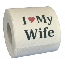 Klopapier - I love my Wife