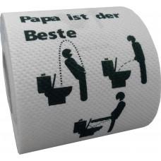 Klopapier - Papa ist der Beste!