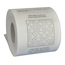 Klopapier - Sudoku Schwierigkeitsgrad Leicht