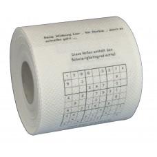 Klopapier - Sudoku Schwierigkeitsgrad Mittel