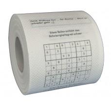 Klopapier - Sudoku Schwierigkeitsgrad Schwer