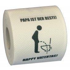 Klopapier - Happy Vatertag