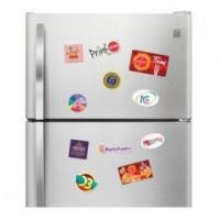 Selbst gestalteter Kühlschrank Magnet bis 25 Zentimeter ab 3,79€